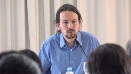 """Iglesias fija las autonómicas como prioridad y avisa a Cifuentes: """"Tienes el tiempo contado"""""""
