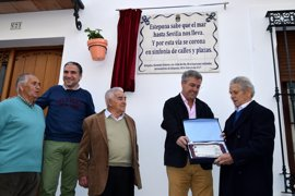 La remodelación de calle Sevilla permite que el proyecto 'Estepona, jardín de la Costa del Sol' sume 88 vías