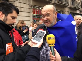 """Gallego (CC.OO.) asegura que los gobiernos """"dan la espalda"""" a aquellos que sufren"""