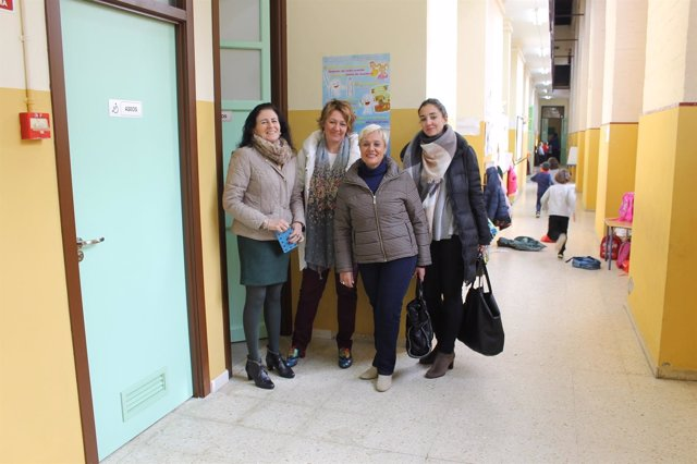 El ayuntamiento concluye obras en aseos del CEIP 'Ortiz de Zúñiga' en Sevilla