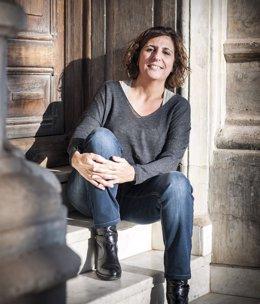 La escritora Sílvia Soler