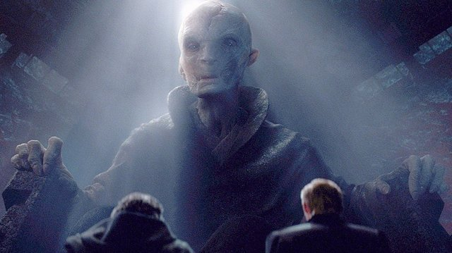 Líder Supremo Snoke