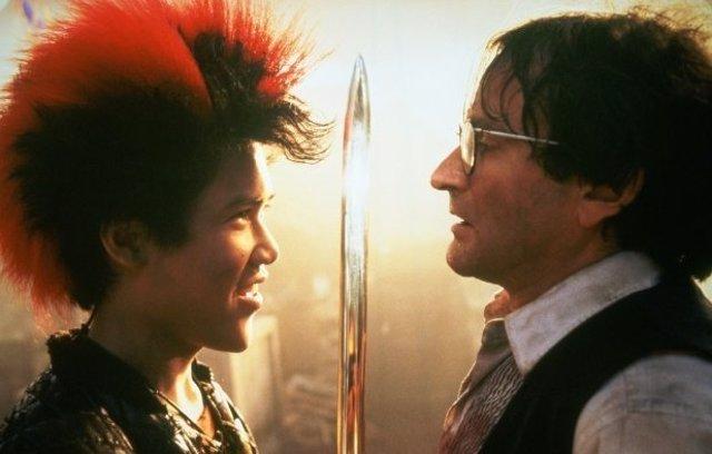 Rufio en Hook