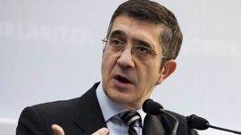 Patxi López visita este lunes Las Palmas de Gran Canaria para mantener un encuentro con militantes socialistas