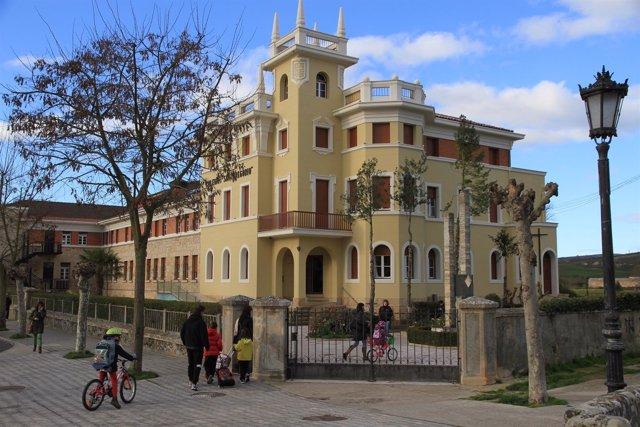 Colegio San Gregorio La Compasión de Aguilar