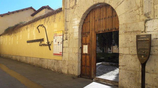 Casa de Zorrilla en Valladolid