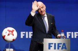 Infantino organiza un encuentro con los presidentes de las federaciones de fútbol africanas