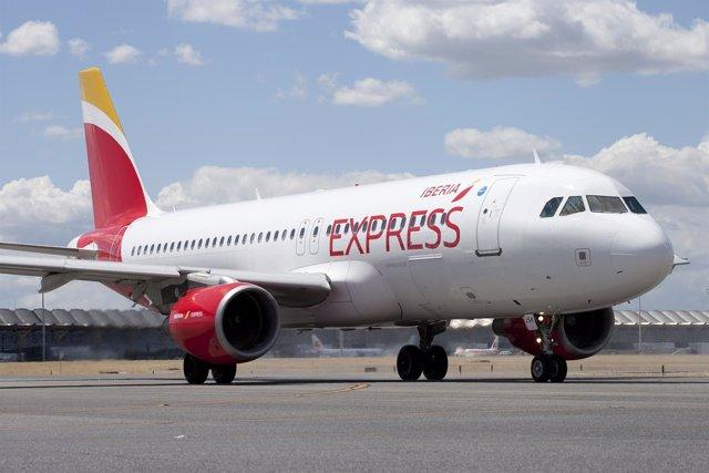 Avión A320 de Iberia