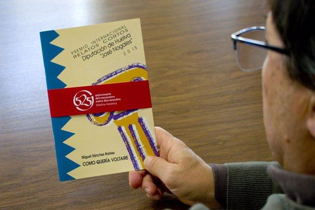 La Diputación de Huelva convoca el certamen de relatos cortos José Nogales