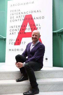 Carlos Urroz, director de Arco