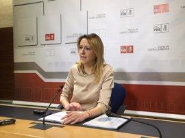 PSOE: Cospedal se ha puesto nerviosa con una campaña para apagar el malestar