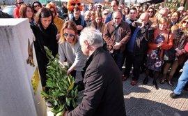 Homenaje a todas las víctimas del terrorismo en el 25 aniversario del atentado de la Albericia