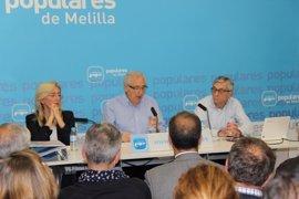 El vicepresidente de la Autoridad Portuaria de Melilla competirá con Imbroda por la Presidencia del PP
