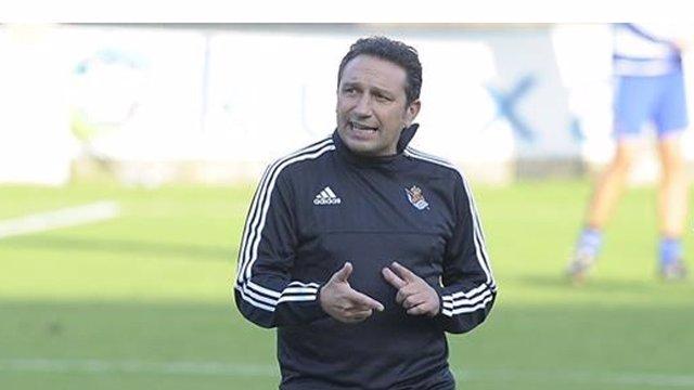 Eusebio Sacristán (Real Sociedad)