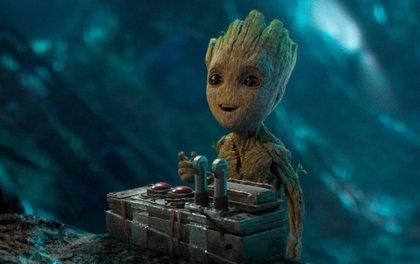 Baby Groot es la bomba en el nuevo póster de Guardianes de la Galaxia Vol. 2