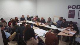 """Podemos celebrará su Asamblea valenciana el 14 de mayo como """"hito"""" en la víspera del 15M"""