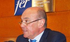 García-Calzada presentará los avales de su candidatura para las elecciones a la Presidencia de la FER