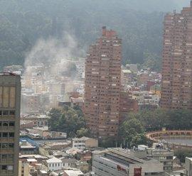 Un explosivo de alta potencia deja al menos 29 heridos en el centro de Bogotá