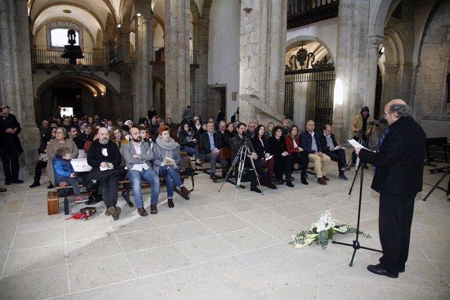 Acto conmemorativo del Día de Rosalía de Castro