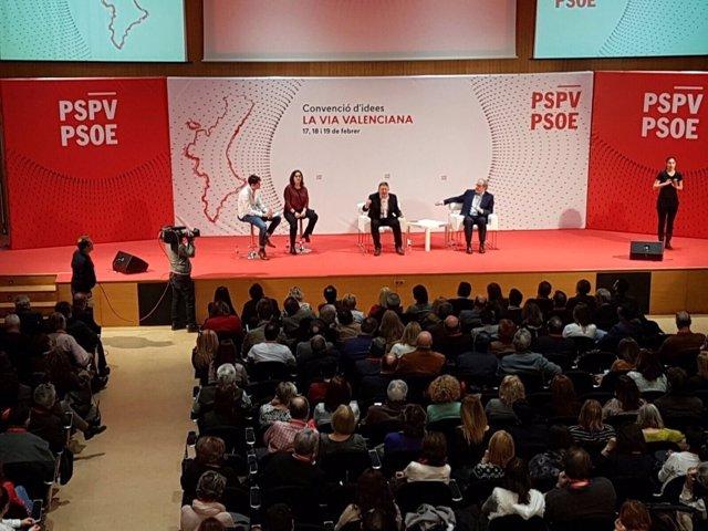 El 'president' ha expresado su repulsa en la Convención del PSPV
