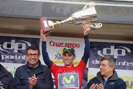Alejandro Valverde, centenario en victorias con su quinta Ruta del Sol