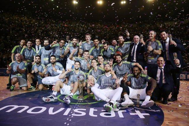 El Real Madrid gana la Copa del Rey de 2016