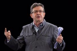 Mélenchon presenta su programa electoral para las elecciones presidenciales francesas