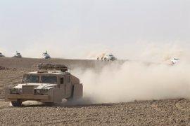 Las fuerzas de Irak arrebatan a Estado Islámico dos localidades y una central eléctrica en el oeste de Mosul