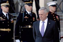 Mattis subraya que EEUU no está en Irak para quedarse con el petróleo