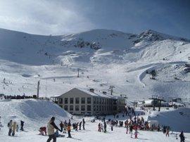 Valdezcaray abre trece pistas este lunes, con 9,05 kilómetros esquiables