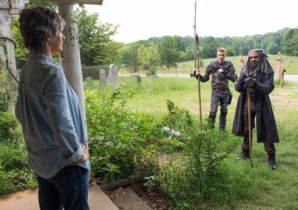 The Walking Dead 7x10: Nuevos pactos, épicos combates y un gran reencuentro