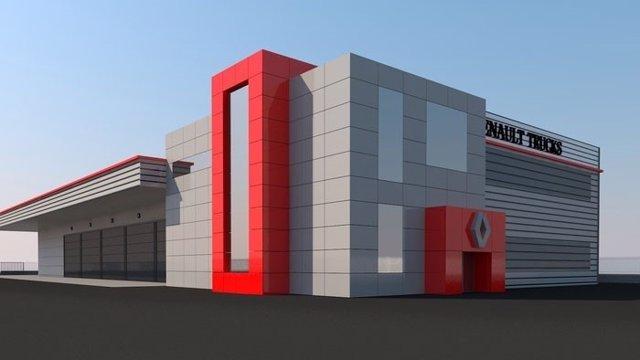 Imagen en 3D del resultado final de las instalaciones, que abrirán en junio.