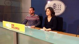"""MÉS: La PNL sobre el proceso catalán """"no es sobre Cataluña sino sobre todos nosotros"""""""