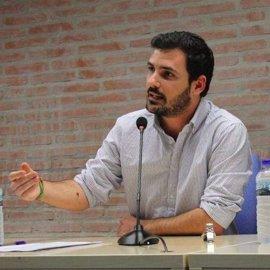 El economista Eduardo Garzón estará este jueves en Guadalajara en un coloquio sobre el sistema de pensiones