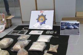 Desarticulan a la banda de traficantes de heroína con tres detenciones