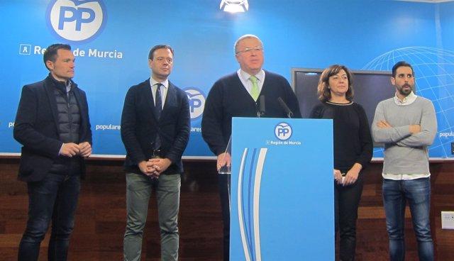 Ortuño, Bernabé y González