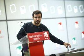 """Garzón cree que rehabilitar a la Infanta """"haría un favor"""" a los republicanos"""