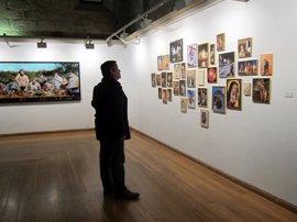 Obras del Musac aterriza en las Escuelas Menores de la USAL