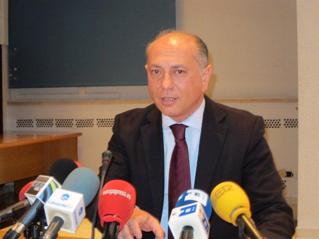 Enrique Crespo , en imagen de archivo