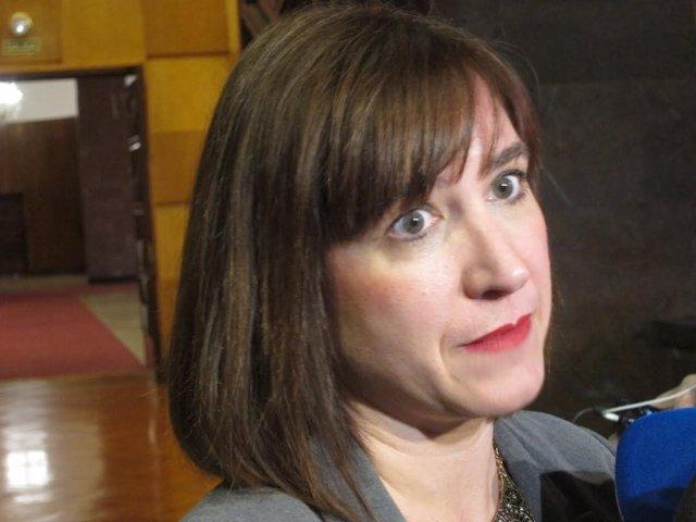 Sara Fernández, concejal de Cs