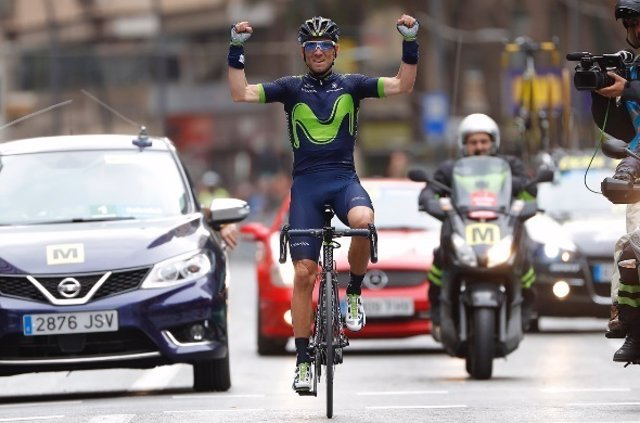Alejandro Valverde Movistar Vuelta Murcia
