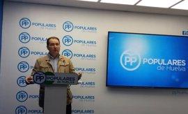 PP pide explicaciones a Caraballo tras conocerse el contenido de las grabaciones sobre la moción de Aljaraque