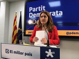 El PDeCAT pide a Rajoy fijar ya fecha para la reunión con Puigdemont