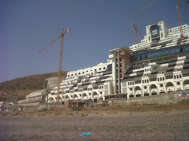 Hotel El Algarrobico