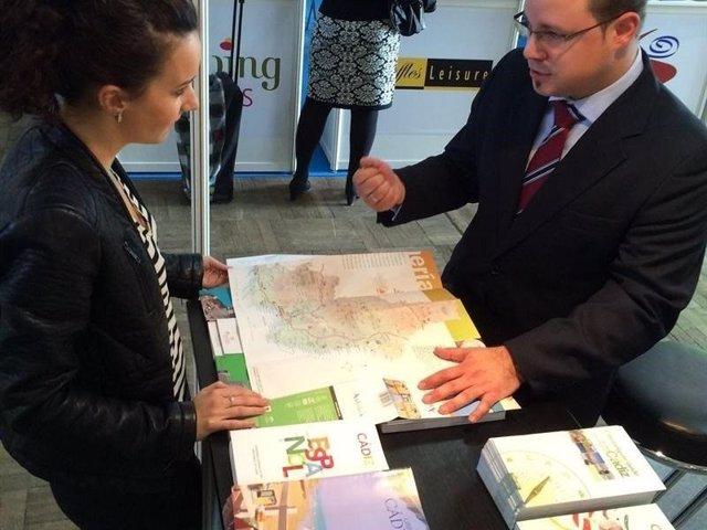 Almería llevará su oferta turística a Navarra y Aragón.