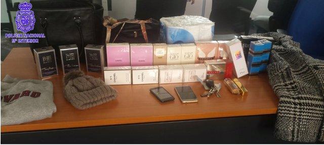 Detenidas Tres Personas Por Sustraer Presuntamente Perfumes Valorados En 2000 Eu
