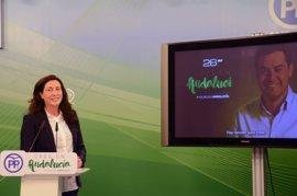 PP-A lanza la campaña 'Cree en Andalucía' con motivo del 28F