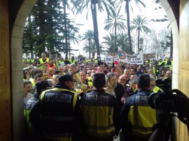 Huelga de taxistas en Baleares: calendario de movilizaciones