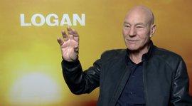 """Sir Patrick Stewart: """"Logan es el filme de X-Men con un mensaje político más fuerte"""""""
