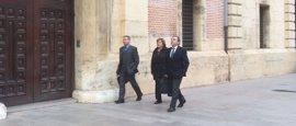 Milagrosa Martínez paga los 15.000 euros de fianza y logra eludir la prisión hasta el pronunciamiento del Supremo